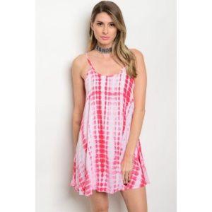 "Dresses & Skirts - ☁️ARRIVED☁️ ""Walking on Clouds"" tie dye mini dress"